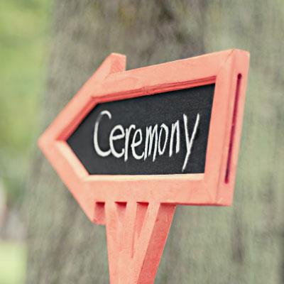 Ceremony Venues